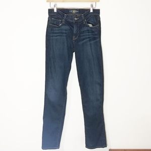 Lucky Brand Sofia Straight Jeans Size 6/28